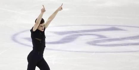 Javier Fernandez premier champion du monde espagnol de l'histoire | Patinage artistique | Scoop.it