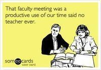 So We Flipped Our Staff Meetings and... | ANALYZING EDUCATIONAL TECHNOLOGY | Scoop.it