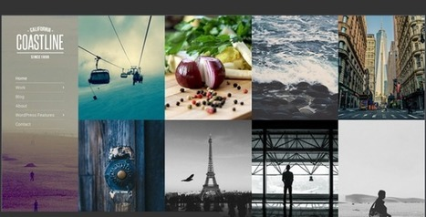The Collection of 7 Visually Appealing WP Photography Themes | BestDesign2Themes | sanjay | Scoop.it