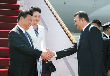 Xi calls for economic corridor with Russia and Mongolia[1]- Chinadaily.com.cn | Mongolia Times | Scoop.it