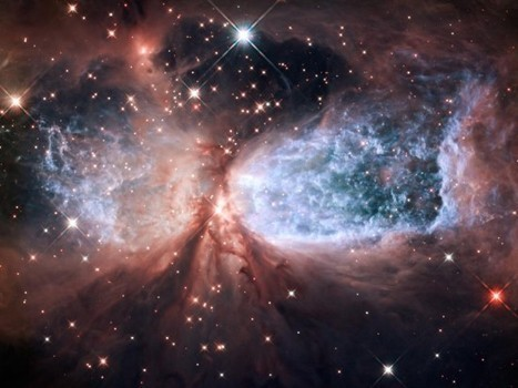 A Space Snow Angel | Geekosystem | Astronomy Domain | Scoop.it
