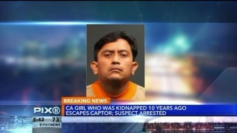 Kidnap victim, held captive and raped for last 10 years, just located and freed | Are Woman better at Sales | Scoop.it