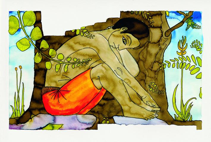 La femme-oiseau, ou comment la déesse Hina devint 'U'upa a Hina | Tahiti Infos | Kiosque du monde : Océanie | Scoop.it