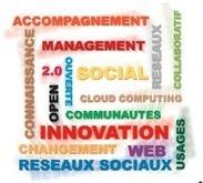Le collaboratif, un mouvement de fond pour les DRH | Formation, Management & Outils Technologiques support de l'intelligence collective | Scoop.it
