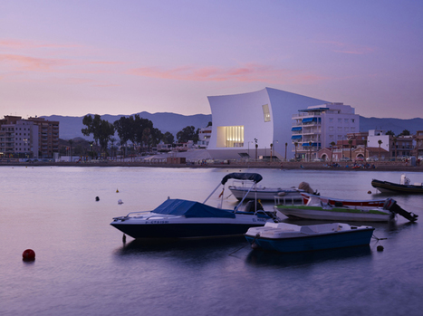 AUDITORIUM AND CONFERENCE CENTRE | Águilas - Costa Cálida Region of Murcia - Spain | Scoop.it