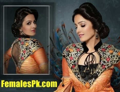 Latest Salwar Suit Neck Design | FemalesPk.Com | Fashion and Beauty | Scoop.it