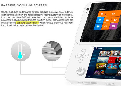PGS, la console portable PC un peu trop miraculeuse ? | [OH]-NEWS | Scoop.it