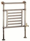 Myson Awe EB27-1 Traditional Electric Brass Construction Hardwired Towel Warmer | Towel Warmers | Scoop.it