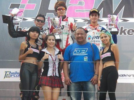 บัลลังก์แชมป์ประเทศไทยต่อลมหายใจลุ้นชิงดำสนามสุดท้าย หลังริชาร์ดพลาดไร้แต้มในศึก R2M SuperBikes สนาม 4 | FMSCT-Live.com | Scoop.it
