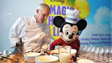 Disney to ban junk-food ads on TV channels, websites | Gender, Religion, & Politics | Scoop.it