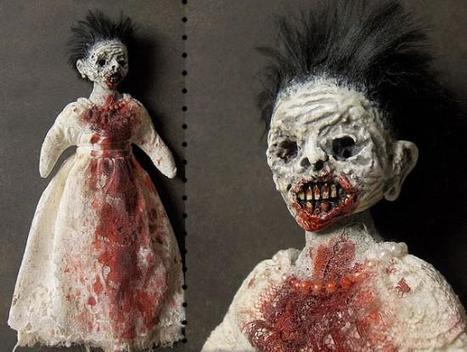 These Creepy Mummy Dolls Really Freaks Me Out! I'm Gonna Have A Nightmare By Simply Looking At It! | The Most Interesting Topics | Scoop.it