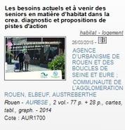 Bassin de vie de Rouen : enjeux liés au vieillissement de la population | Agence d'urbanisme de Rouen et des Boucles de Seine et Eure | Démographie-société | Scoop.it