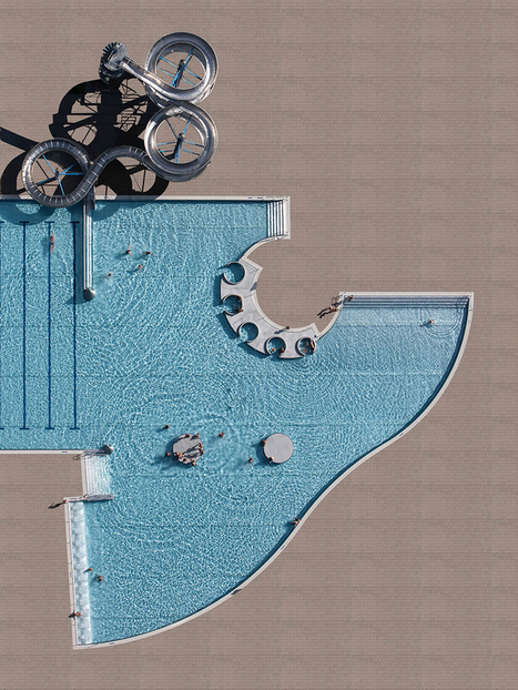 Cities from the sky: Stephan Zirwes' aerial drone and photo footage | D_sign | Scoop.it