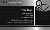 Business card template Style | Cheap Business Cards | UK Ecommerce Software Solutions | Online Shopping cart | Scoop.it