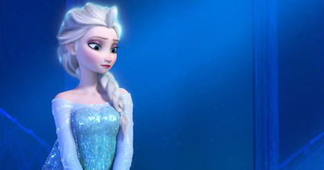 How the Disney Animated Film 'Frozen' Took Over the World | Storytelling threads | Scoop.it