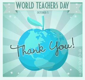 World Teachers' Day | The Jett Journal | Scoop.it