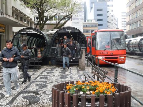 CURITIBA ; Un modèle urbain de développement du... | DD | Scoop.it
