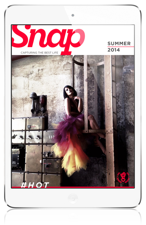 Summer Issue of Snap Available on The App Store for FREE | Art of Mob - iPhone Photography | smartphone photography | Scoop.it