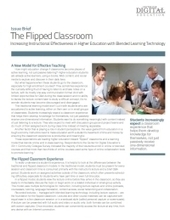 The Flipped Classroom: Increasing Instructional Effectiveness in Higher Education with Blended Learning Technology | The Flipped Classroom: A New Take on Classroom Instruction | Scoop.it