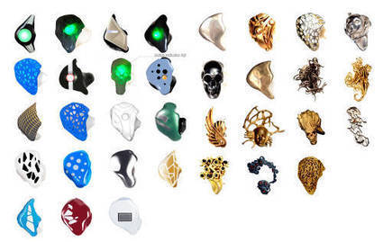 OwnPhones, des écouteurs sans fil imprimés en 3D adaptés à votre oreille | Design | Scoop.it