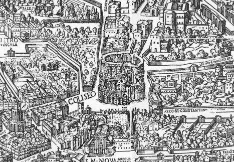 La sorprendente segunda vida del Coliseo romano en la Edad Media | Mundo Clásico | Scoop.it