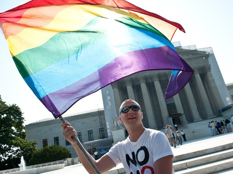 Getting Federal Benefits To Gay Couples: It's Complicated - NPR | LGBT Times | Scoop.it