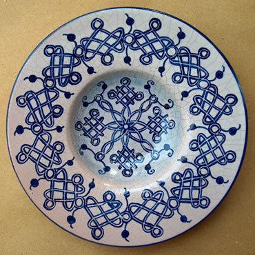 Majolica pottery Le Marche - Laura Lippera, Fano | Le Marche another Italy | Scoop.it