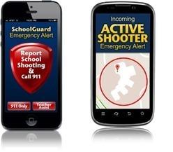 App voor onderwijzers per 1 januari 2014: SchoolGuard - Guard911 | Apps in Law Enforcement | Scoop.it