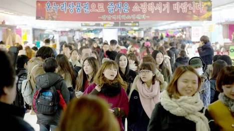 The rising of a nation | Articles Corée du Sud | Scoop.it