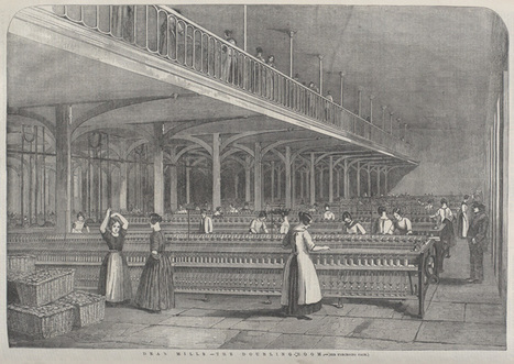 The Industrial Revolution - Research - LibGuides at St. Peter Claver College | DSC Library | Scoop.it