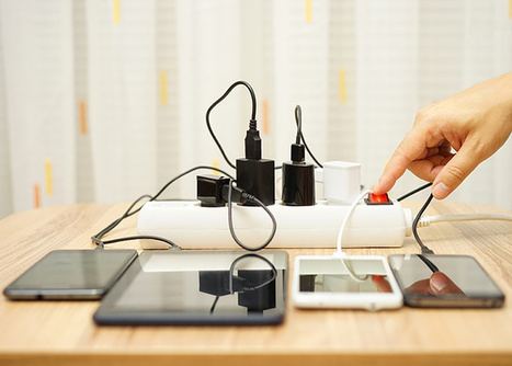 THIS is how much it costs to leave your charger plugged in | Unplug | Scoop.it