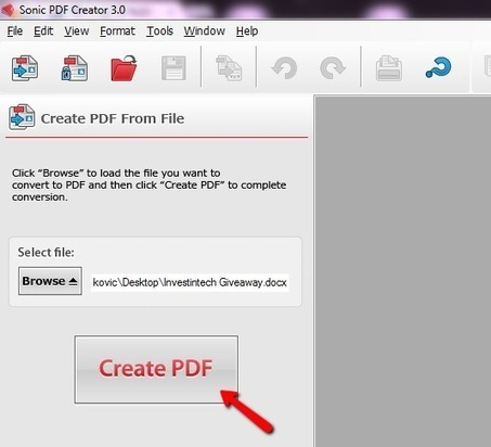 Investintech Announced Able2Doc and Sonic PDF Creator Giveaways | How To Backup, Restore Install All Windows 8 System Drivers Free | Scoop.it