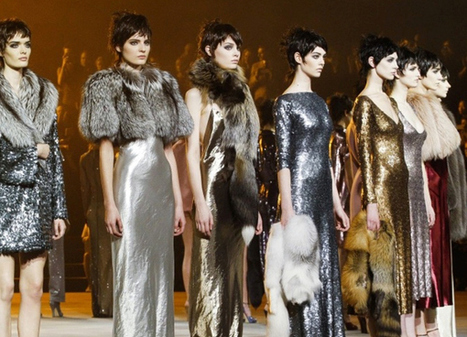 Fashion: New York Fashion Week (FW13) in Two Words & a Few Pictures | Vintage Fashionista | Scoop.it