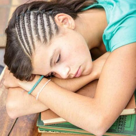 Doctors Urge Schools to Push Back Start Times to Help Teens Get More Sleep | Woodbury Reports Review of News and Opinion Relating To Struggling Teens | Scoop.it