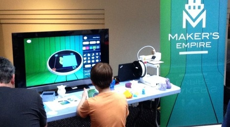Kids Bypass CAD and Make 3D Magic with DTSL and Makers Empire in Hong ... - 3DPrint.com | Makers | Scoop.it