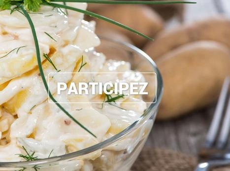 Des français surfent sur le buzz de la salade de pommes de terre ayant récolté de 50 000$ sur Kickstarter | Community Manager #CM #Aquitaine | Scoop.it
