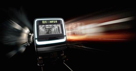 Vidéo : voilà à quoi ressemblera le nouveau métro parisien | Planete DDurable | Scoop.it