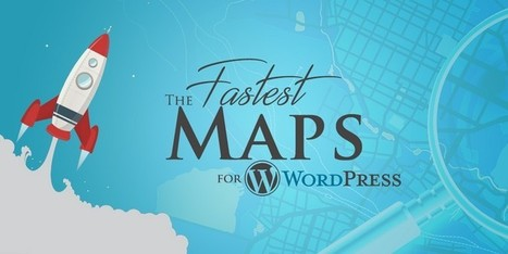 Pin Your Business with the Fastest Google Maps Plugin for WordPress | WordPress Plugins | Scoop.it