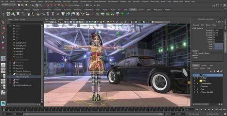 Autodesk Maya Tips and Tricks | Animación y Videojuegos | Scoop.it