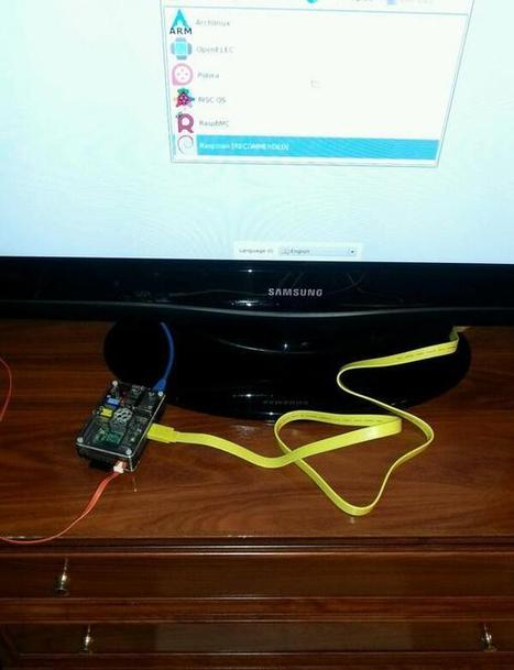 Raspberry Pi funcionando :p ...   Raspberry Pi   Scoop.it