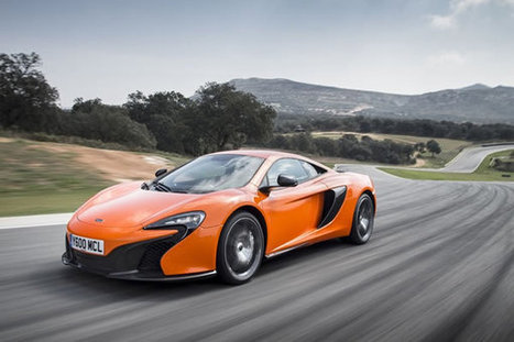 Meet the McLaren 650S - Share on Meebal.com | Worldwide News | Scoop.it