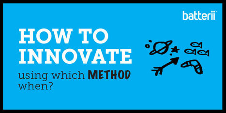 How to Innovate Strategically | The Jazz of Innovation | Scoop.it