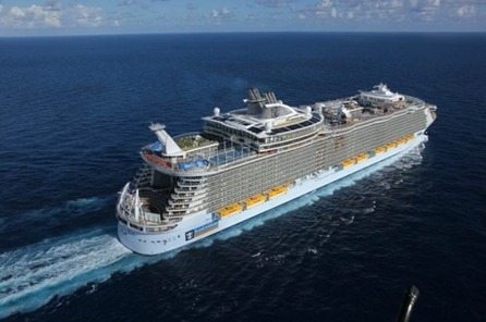 Top 5 Biggest Cruise Liners in the World | Travel | Scoop.it