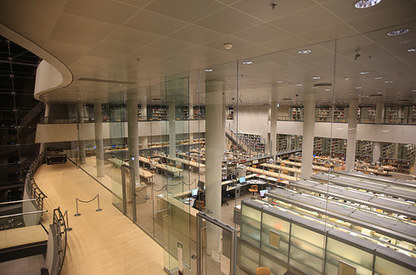 25 bibliothèques européennes que tous les amoureux des livres voudront visiter | architecture & design en bibliotheques | Scoop.it