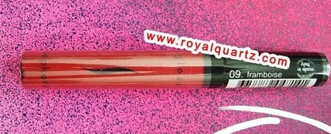 Sephora Gloss - Framboise | Royal Quartz, Keeping you young and beautiful | Holiday Makeup | Scoop.it