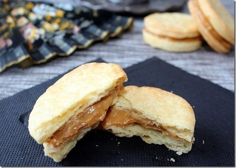 Biscuits au caramel | gateau algerien 2015 | Scoop.it