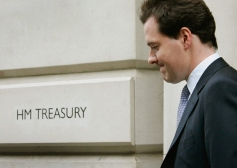 UK economy: Cut taxes and borrow more, George Osborne told by think-tank - News - Scotsman.com | Business Scotland | Scoop.it