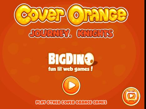 Cover Orange Journey Knights | online games | Scoop.it