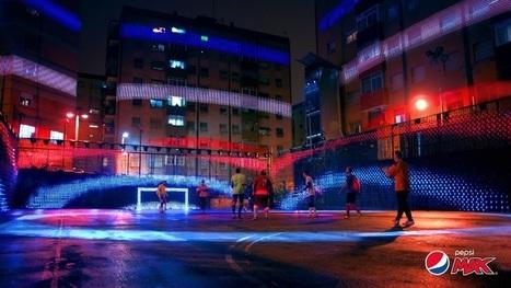 PepsiCo partners with Champions League | Soccerex | Partnership Development Newsletter | Scoop.it