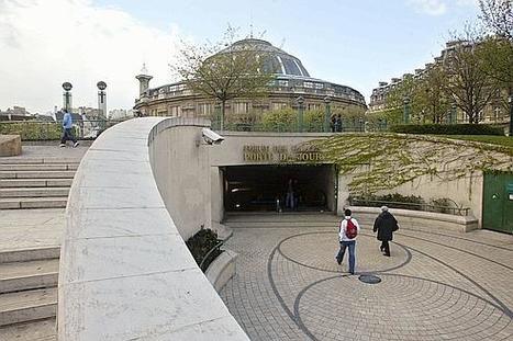 Aux Halles de Paris, les bandes des traquées par la vidéo | Projet les Halles | Scoop.it